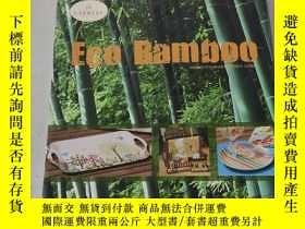二手書博民逛書店ECO罕見BAMBOO 2010 CATALOG:2010年生態竹目錄Y212829