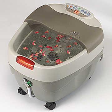 【1313健康館】旗艦型SPA足浴臭氧加熱水療泡腳機【YANSONG無線遙控】YS-168 無線遙控  免運唷^^)