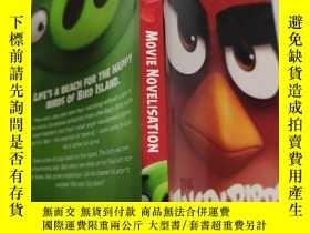 二手書博民逛書店the罕見angry birds move novelisation 憤怒的小鳥移動小說化..Y200392