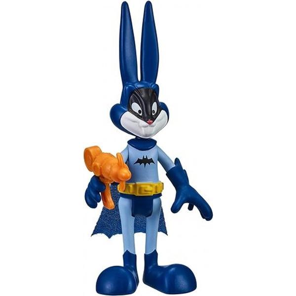《怪物奇兵:全新世代》Space Jam 球員公仔組S2 - Bugs Bunny (Batman) / JOYBUS玩具百貨