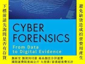 二手書博民逛書店Cyber罕見Forensics: From Data to Digital EvidenceY410016