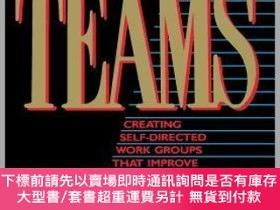 二手書博民逛書店預訂Empowered罕見Teams: Creating Self Directed Work Groups Th