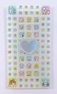 【震撼精品百貨】CorocoroKuririn 可樂鈴天竺鼠~三麗鷗可樂鈴貼紙-方塊*59606