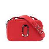 【MARC  JACOBS】THE SOFTSHOT 21 相機包(紅色) M0014591 612