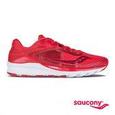 SAUCONY KINVARA 7 專業訓練女鞋-豔陽紅