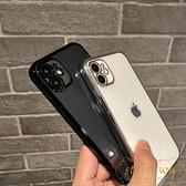 直邊手機殼iPhone11proMAX適用蘋果硅膠透明【繁星小鎮】