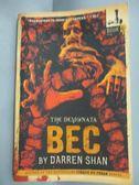 【書寶二手書T8/原文小說_GKB】The Demonata Bec_Shan, Darren