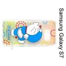 哆啦A夢透明軟殼 [漸層嘟嘴] Samsung G930FD Galaxy S7 小叮噹【正版授權】