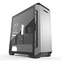 Phanteks 追風者 Eclipse P600S PH-EC600PSTG_AG01靜音ATX保護套鋼化玻璃灰色電腦機殼
