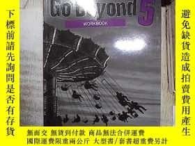二手書博民逛書店GO罕見BEYOND WORKBOOK 5 . Y180897