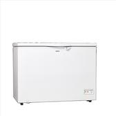聲寶【SRF-302】297公升臥式冷凍櫃