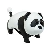 日本 zoonimal light 動物牧場 LED警示燈/手電筒/單/車前燈/車尾燈/腳踏車燈(內附電池)-Panda胖達熊