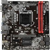 微星MSI B360M FIRE(商) Intel 1151主機板