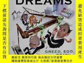 二手書博民逛書店安然帝國夢罕見Pipe Dreams:Greed, Ego, and the Death of Enron by