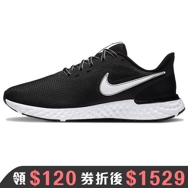 【現貨】NIKE Revolution 5 EXT 男鞋 休閒 輕量 緩震 網布 黑【運動世界】CZ8591-001