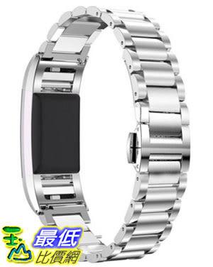 [106玉山最低比價網] Fitbit charge 2錶帶Fitbit charge 2代不鏽鋼錶帶/腕帶