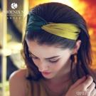 發帶韓國 頭飾甜美森女系洗臉頭箍簡約寬邊個性歐美網紅超仙發箍  探索先鋒