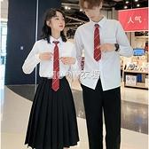 學院風班服韓版初高中學生裝英倫套裝秋季運動會合唱團演出服校服 SUPER SALE 交換禮物