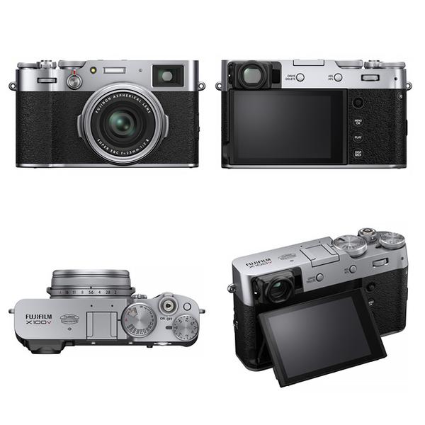 Fujifilm X100V 銀色 平行輸入
