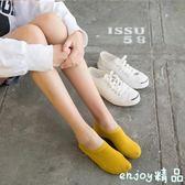 襪子 船襪女純棉淺口低幫韓國