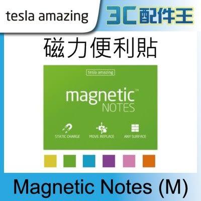 【出清】tesla amazing 磁力便利貼 Magnetic Notes 【M】 便條紙 磁力貼 紙條 便條本