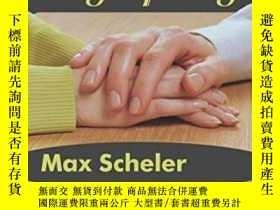 二手書博民逛書店The罕見Nature Of SympathyY256260 Max Scheler Transaction