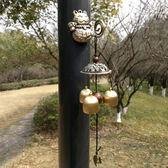 【新年鉅惠】風鈴招財貓掛件手工門日式銅鈴