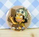 【震撼精品百貨】One Piece_海賊王~胸章-騙人布圖案