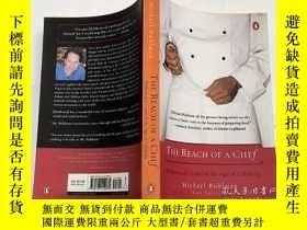 二手書博民逛書店The罕見Reach of a Chef: Profession