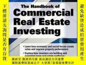二手書博民逛書店The罕見Handbook Of Commercial Real