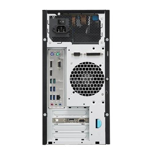 ASUS 華碩 AS-D640MA-I78700004R 商用桌上型套裝 電腦 主機