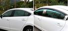 【車王小舖】馬自達 Mazda 2015 全新馬6晴雨窗 ALL NEW MAZDA6晴雨窗 無限款 原廠款 帶亮邊