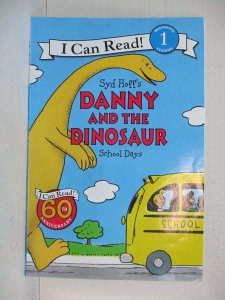 【書寶二手書T1/原文小說_KIO】Danny and the Dinosaur School Days_Hale, Bruce/ Nez, John (ILT)