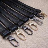 黑色pu皮女包包帶包配件斜挎包帶單肩包帶書包帶雙肩包帶子肩帶 7月最新熱賣好康爆搶