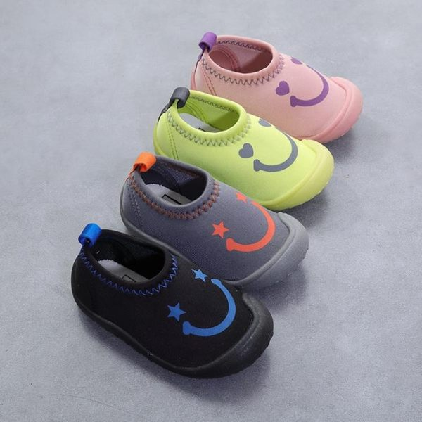 兒童女鞋兒童帆布鞋寶寶布鞋一腳蹬單鞋【全館免運八折鉅惠】