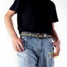 男士腰帶 可裁剪男士針扣帆布腰帶加長皮帶...