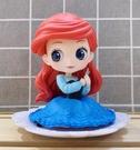 【震撼精品百貨】The Little Mermaid Ariel_小美人魚愛麗兒~日本迪士尼公主系列人偶擺飾-下午茶#35632