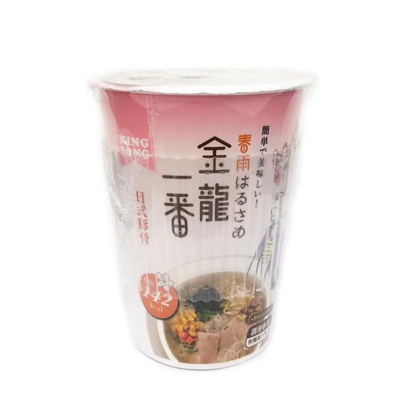 金龍一番杯裝即食冬粉 日式豚骨