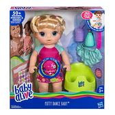 玩具反斗城 HASBRO 淘氣寶貝便壺訓練舞蹈娃娃