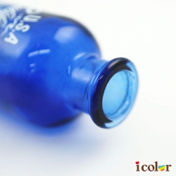 icolor 夏日海洋風玻璃裝飾罐