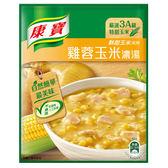 康寶濃湯自然原味雞蓉玉米54.1g*2入/袋【愛買】