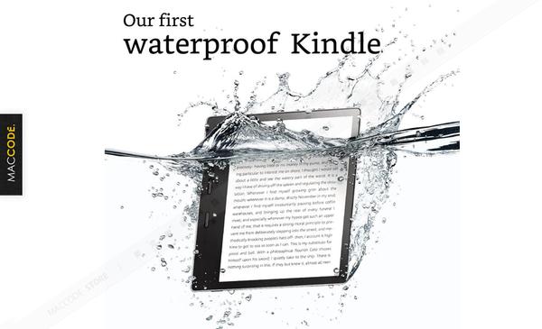 現貨 美版 Kindle Oasis 2 二代 防水 7吋 電子書 8G 無廣告版 2018新版 贈保護袋 閱讀燈 螢幕貼