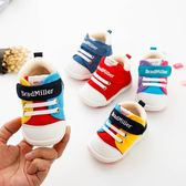 年終慶85折 寶寶學步鞋0-1-3歲男嬰兒鞋秋冬季棉鞋加絨軟底防滑女童寶寶鞋子 百搭潮品
