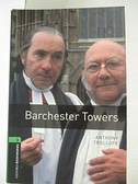 【書寶二手書T1/原文小說_IJK】Barchester Towers_Trollope, Anthony/ West, Clare (RTL)
