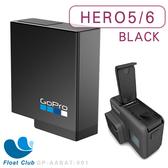 【最後一組,售完為止】GoPor hero5/6 Black 充電式鋰電池(忠欣公司貨)
