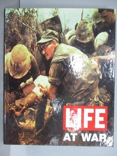 【書寶二手書T3/歷史_FGO】LIFE At War