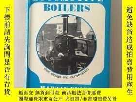 二手書博民逛書店Model罕見locomotive boilers:their design and construction