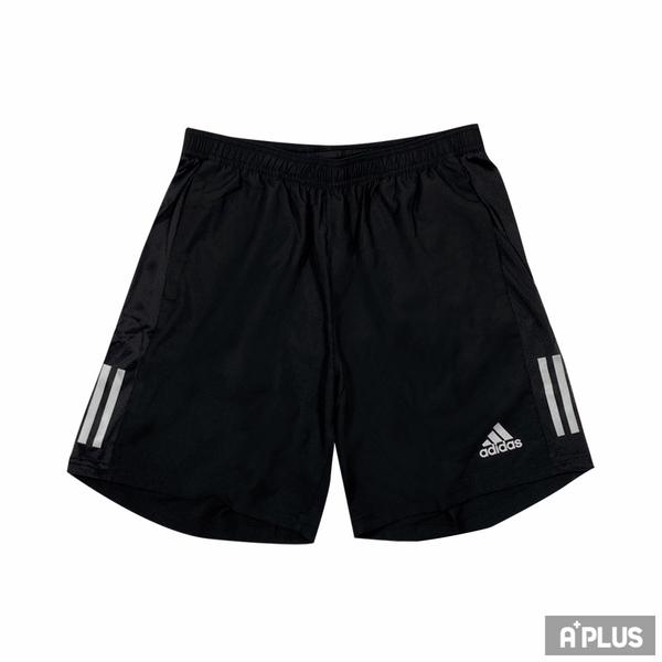 ADIDAS 男運動短褲 OWN THE RUN SHO 排汗-FS9807