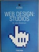 【書寶二手書T8/網路_KHQ】Web Design: Best Studios (Icons S.)_Wiedeman