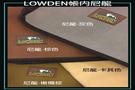 LOWDEN露營戶外用品 300*300-正尼龍防水地墊 露營(帳內用)地墊